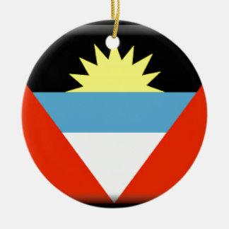 Bandera de Antigua y de Barbuda Ornamentos De Reyes