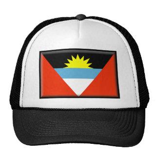 Bandera de Antigua y de Barbuda Gorro De Camionero
