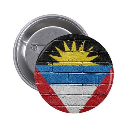 Bandera de Antigua y de Barbuda Pins