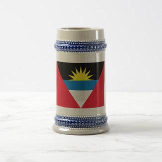 Bandera de Antigua y de Barbuda Tazas De Café