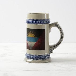 Bandera de Antigua y de Barbuda Tazas