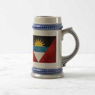 Bandera de Antigua y de Barbuda Taza De Café