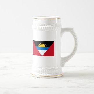 Bandera de Antigua y de Barbuda Taza