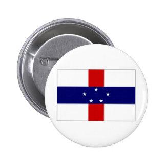 Bandera de Antillas holandesas Pins