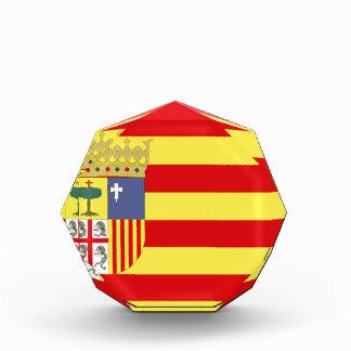 Bandera de Aragón España