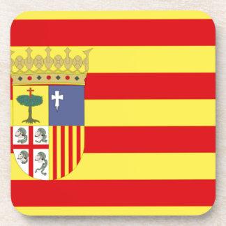Bandera de Aragón Posavaso