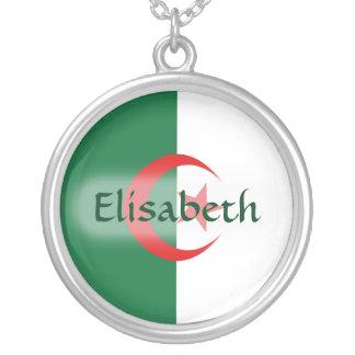 Bandera de Argelia + Collar conocido