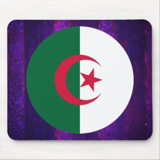 Bandera de Argelia en hierba Alfombrilla De Ratones