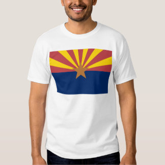 Bandera de Arizona Camisas