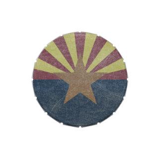 Bandera de Arizona Frascos De Caramelos