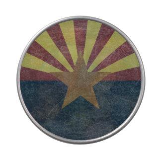 Bandera de Arizona Frascos De Dulces