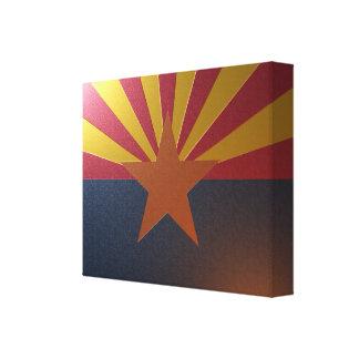 Bandera de Arizona Impresion En Lona