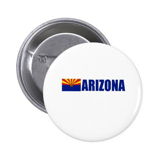 Bandera de Arizona Pins