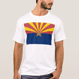 Bandera de Arizona Playera