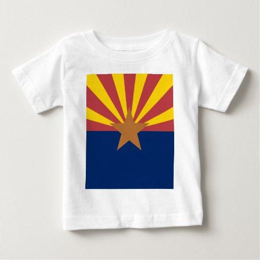 Bandera de Arizona Remera