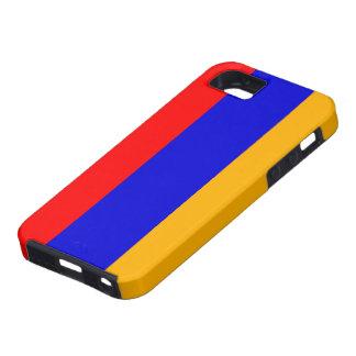 Bandera de Armenia iPhone 5 Case-Mate Protector