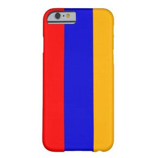 Bandera de Armenia Funda Barely There iPhone 6