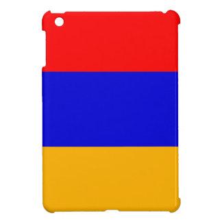 Bandera de Armenia iPad Mini Cárcasas