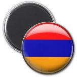 Bandera de Armenia Imanes De Nevera