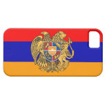 Bandera de Armenia iPhone 5 Cárcasas