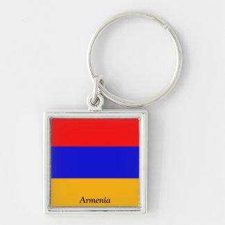 Bandera de Armenia Llaveros