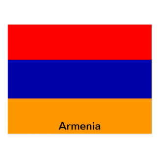 Bandera de Armenia Postal