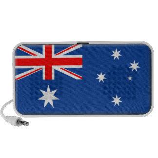 Bandera de Australia Laptop Altavoz