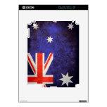 Bandera de Australia; Australiano; Aussie; iPad 2 Skins