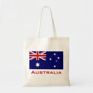 Bandera de Australia Bolsa Tela Barata
