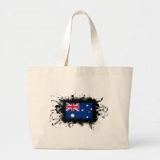 Bandera de Australia Bolsa Tela Grande