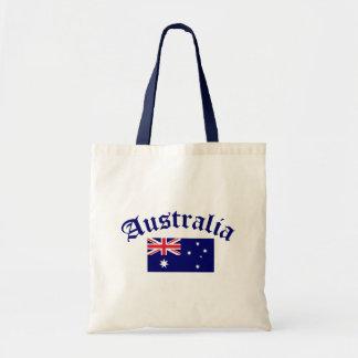 Bandera de Australia Bolsa De Mano