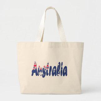 Bandera de Australia Bolsas De Mano