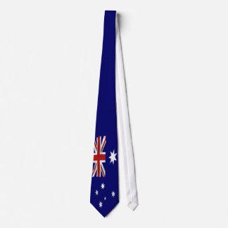Bandera de Australia Corbatas Personalizadas