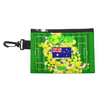 Bandera de Australia del equipo de fútbol