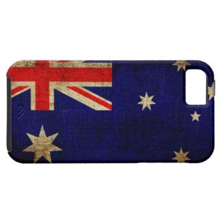 Bandera de Australia iPhone 5 Case-Mate Carcasa