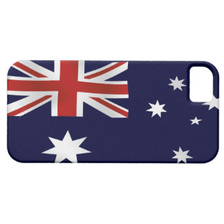 Bandera de Australia iPhone 5 Funda
