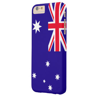 Bandera de Australia Funda Para iPhone 6 Plus Barely There