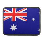 Bandera de Australia Fundas Para Macbook Pro
