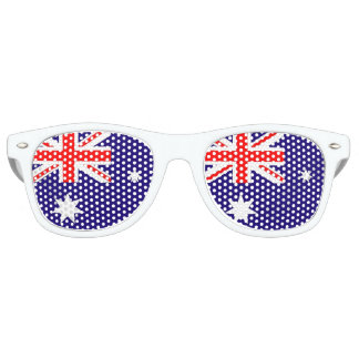 Bandera de Australia Gafas De Sol