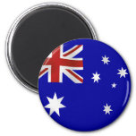 Bandera de Australia Imán Para Frigorifico