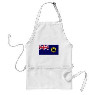 Bandera de Australia occidental Delantal