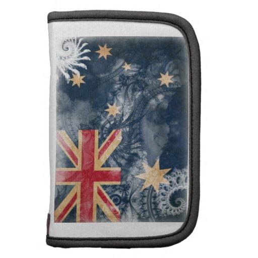 Bandera de Australia Organizador