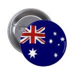 Bandera de Australia Pins