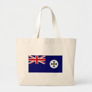 Bandera de Australia Queensland Bolsa De Mano