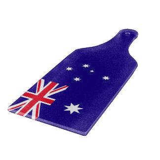 Bandera de Australia Tabla Para Cortar