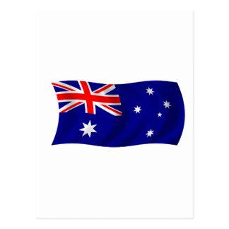 Bandera de Australia Postal