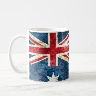 Bandera de Australia Taza De Café