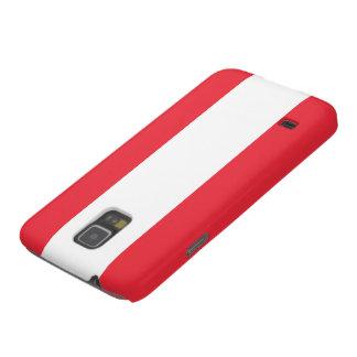 Bandera de Austria Carcasas Para Galaxy S5