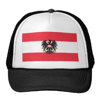 Bandera de Austria - Flagge Österreichs Gorro