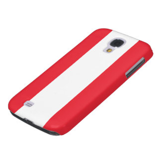 Bandera de Austria Funda Para Galaxy S4